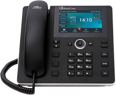 AudioCodes 450HD IP Phone